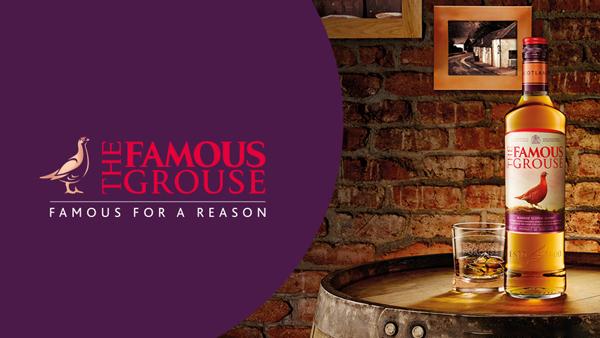 The Famous Grouse - мобилно приложение