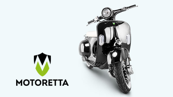 Motoretta - electric scooter No.1 in Bulgaria