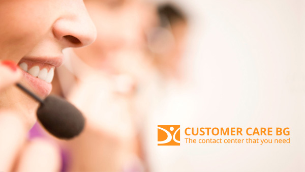 Customer Care BG - bulgarian call center