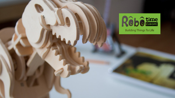 Robotime Europe - interactive wooden toys
